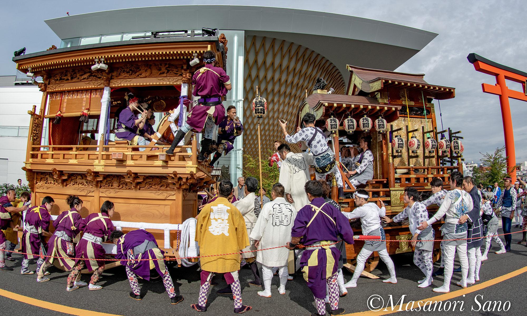 富士宮まつり 公式サイト